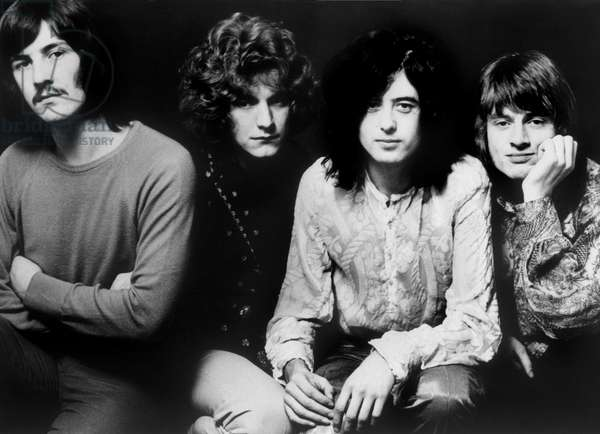 Led Zeppelin:
