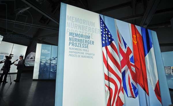 New museum reminds of Nuremberg Trials
