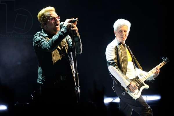 U2 concert in Berlin