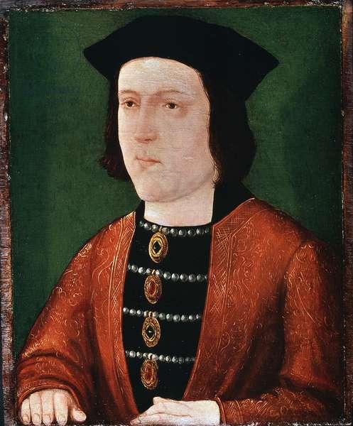 King Edward IV, anonymous portrait, c.1540