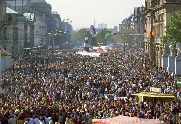 Celebration of German Unity in Berlin