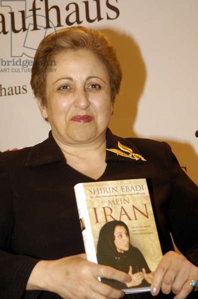 Shirin Ebadi, first judge of Iran and first Muslim...