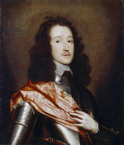 Richard Lovelace, c.1645/6 (oil on canvas)