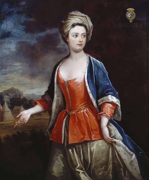Dorothy, Lady Townshend, c.1718 (oil on canvas)