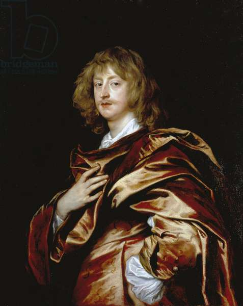 George, Lord Digby, later 2nd Earl of Bristol, c.1638-39 (oil on canvas)