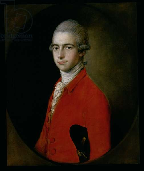 Thomas Linley the Younger (1756-78), c.1771 (oil on canvas)