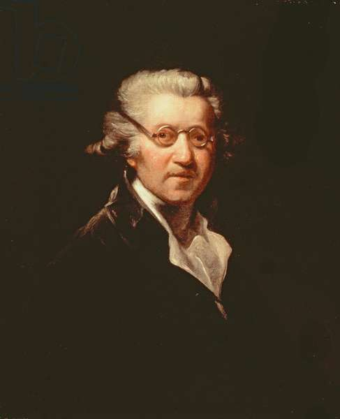 Self Portrait, c.1788 (oil on canvas)