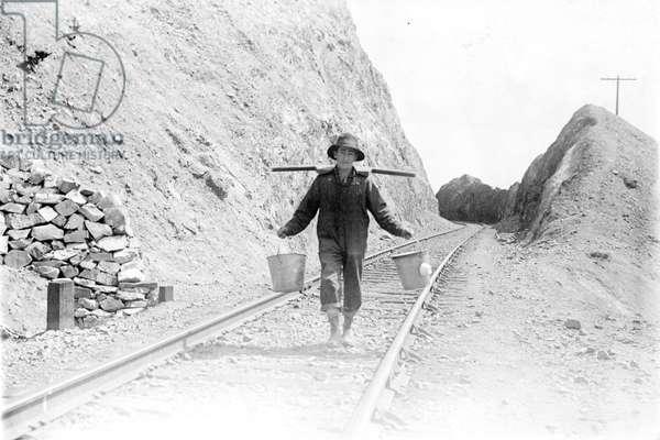 Utah, c.1890-1910 (b/w photo)