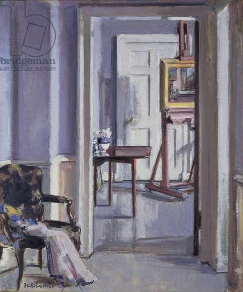 30 Regent Terrace, c.1934 (oil on canvas)