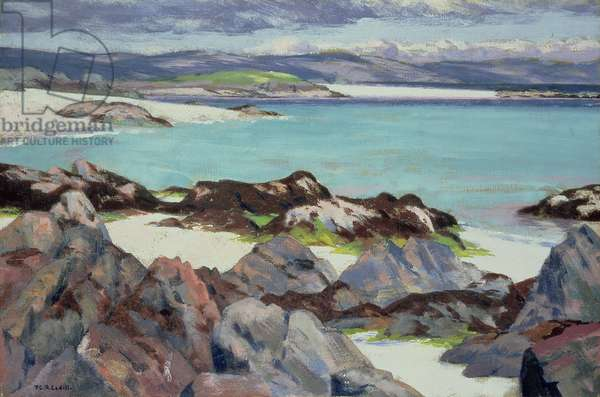 Iona, The East Bay, 1928 (oil on canvas)