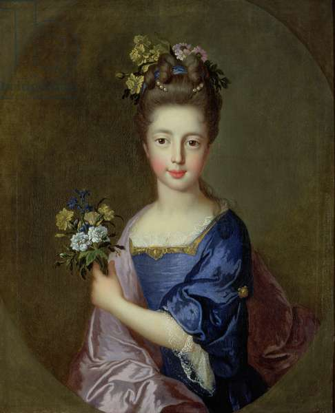 Princess Louisa Maria Stuart (oil on canvas)