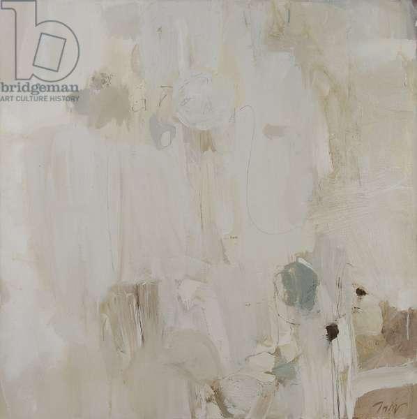 Wabi Sabi 2, 2011 (oil on linen)