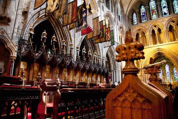 Interior Of A Church; Ireland (photo)