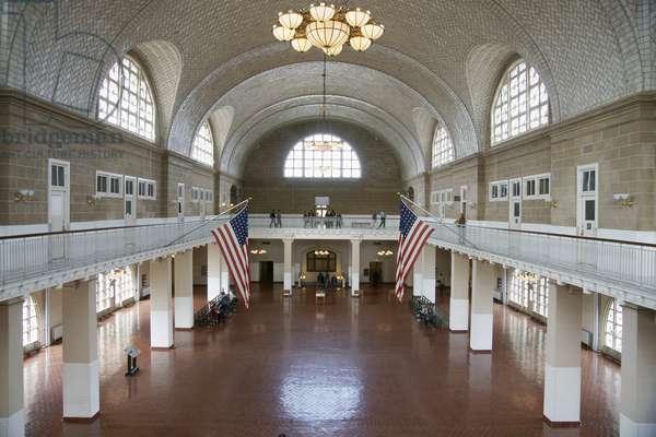 Ellis Island Immigration Museum (photo)