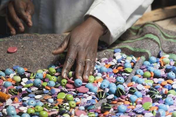 Kazuri Beads, Kenya, Africa (photo)