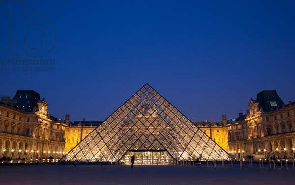 France, Louvre Museum, Paris (photo)