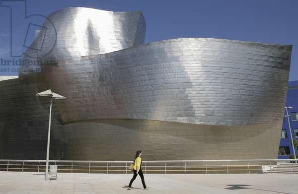 Guggenheim Art Museum (photo)