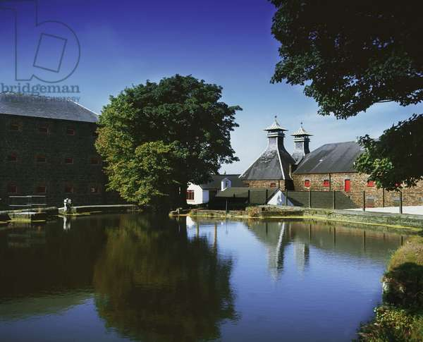 Bushmills Distillery, Co Antrim, Ireland; 17Th Century Distillery (photo)