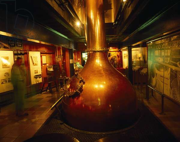 Dublin, Co Dublin, Ireland, Whiskey Corner, Irish Distillery (photo)