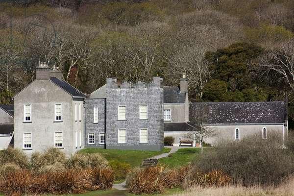 Derrynane House Near Caherdaniel; County Kerry, Ireland (photo)