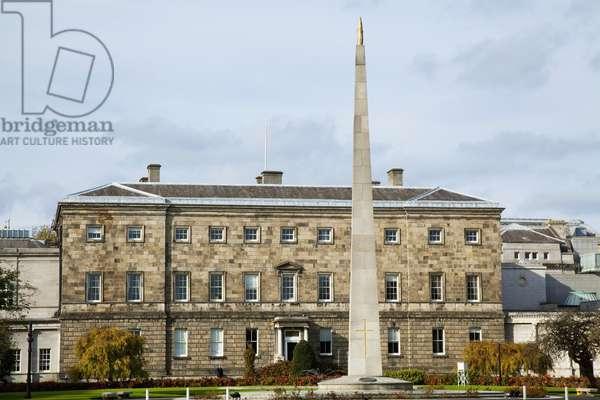 The Goverment Buildings; Dublin City, County Dublin, Ireland (photo)