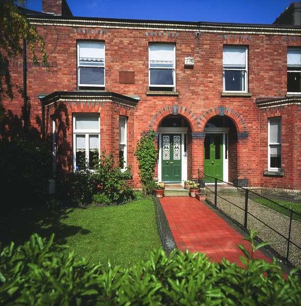 Birthplace Of James Joyce, 41 Brighton Square, Rathgar, Co Dublin, Ireland (photo)