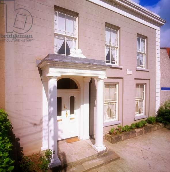 Leoville, Carysfort Avenue, Blackrock, Co Dublin, Ireland; Joyce Family Home (photo)