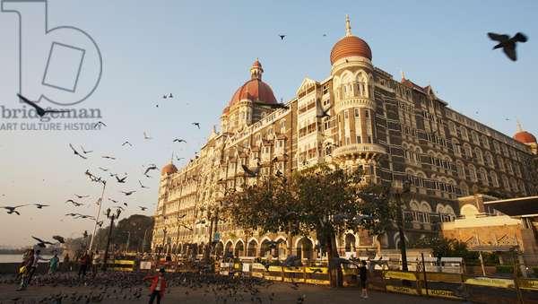 Taj Mahal Palace Hotel, Mumbai, India (photo)