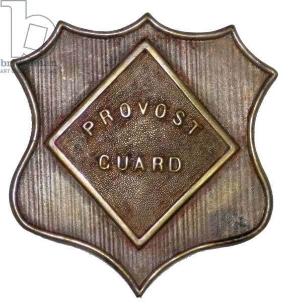 Union Army, 3rd Army Corps Provost badge