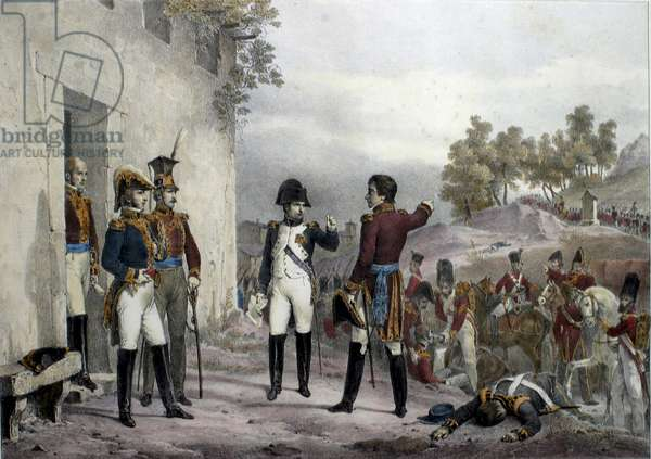 Napoleon at Tudellie