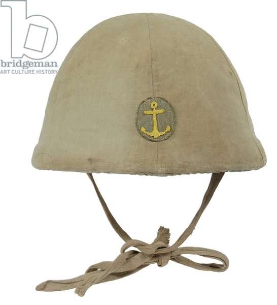 Japan, Japanese steel helmet, Special Naval Landing Forces
