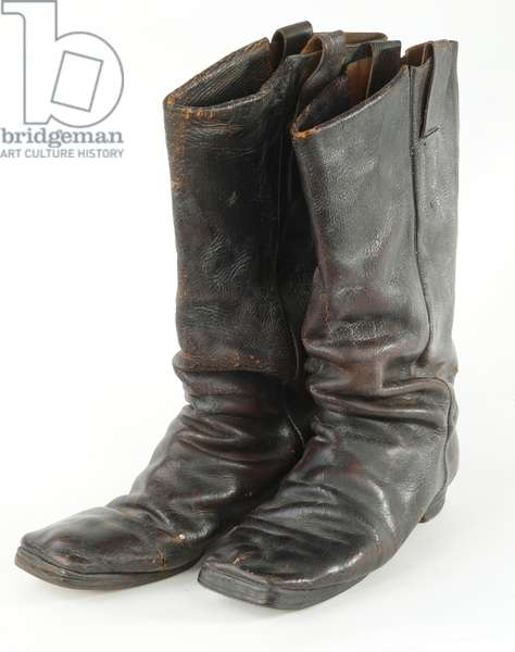 Union Cavalry Boots