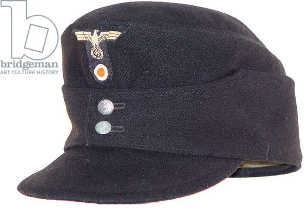 Nazi Germany, Panzer m43 enlisted man's cap