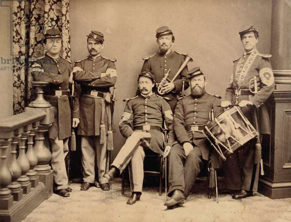 Group of Union Musicians