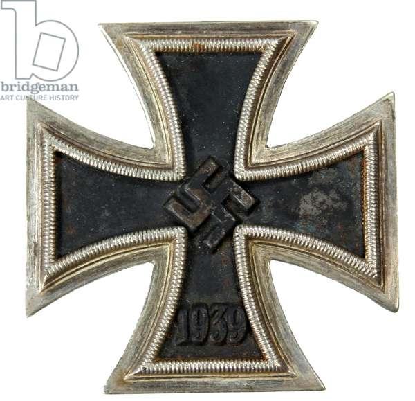 Nazi Germany, Iron Cross 1st Class