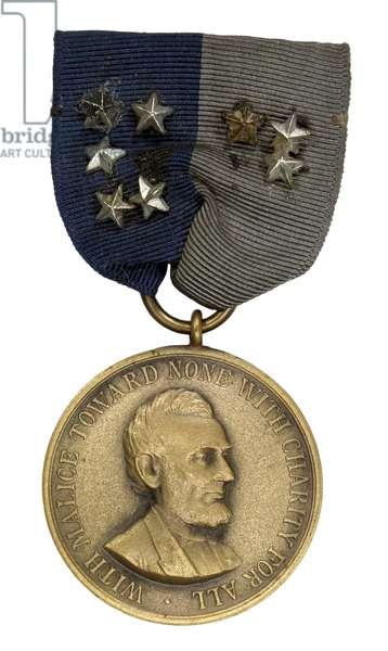 Union Army Navy Veteran's medal
