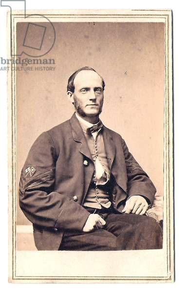 American Civil War, Union Sergeant of the Signal Corps