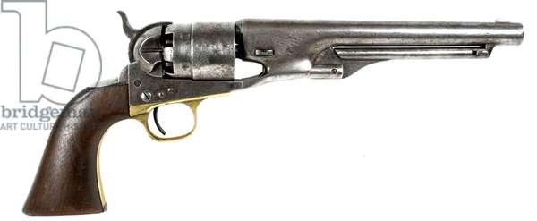 Colt model 1860 Army Revolver , caliber.44