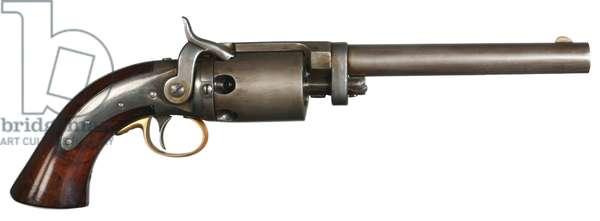 Massachusetts arms Company Revolver 1850-51