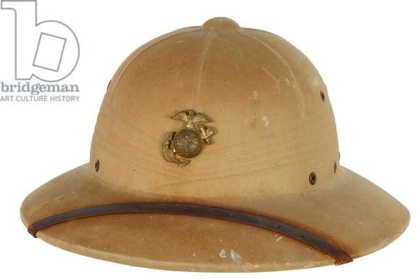 Japanese Naval Landing Forces Pith Helmet