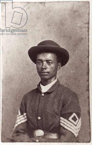 1st Sergeant Oclays McFarland,69th United States Colored Troops
