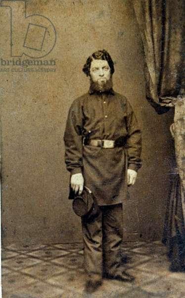 Chaplin Augustus Woodbury, 1st Rhode Island Volunteers, 1861