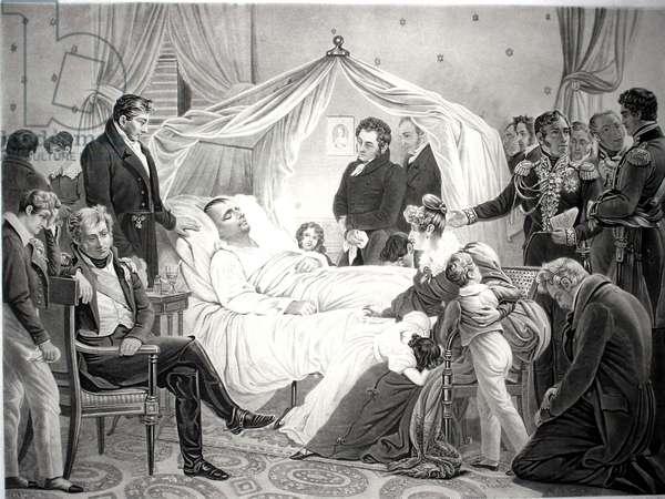 The Death of Napoleon
