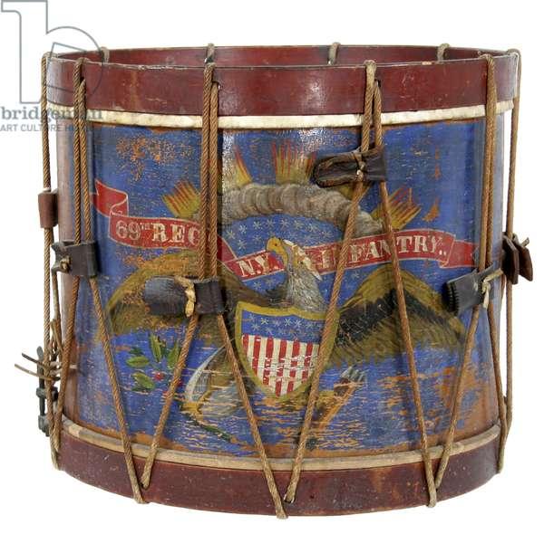 69th New York Civil War Drum