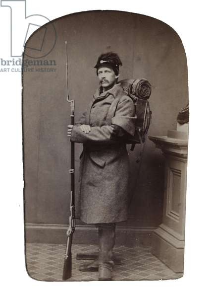 United States Civil War, Soldier of Berdan's Sharpshooters