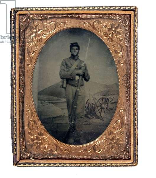 American Civil War, Union Army Black Soldier