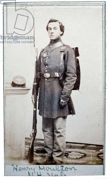 Volunteer of the 16th New Hampshire Regiment