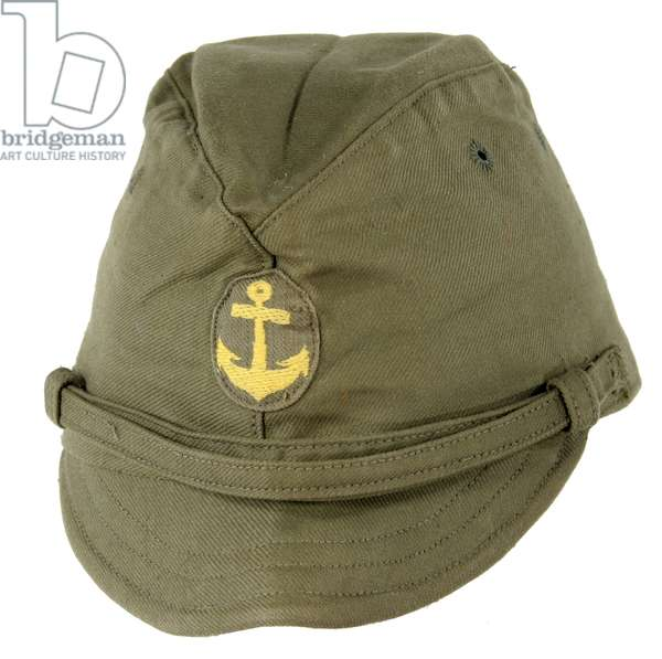 Japan, Special Naval Landing Forces enlisted man's cap