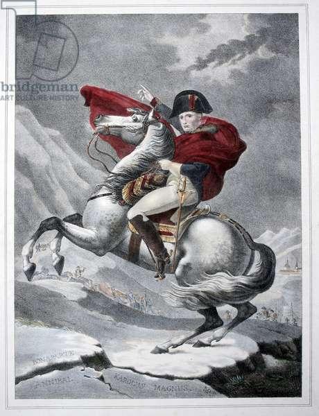 Napoleon in the Alps