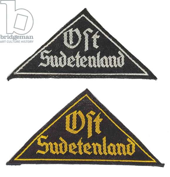 Nazi Germany, Hitler Youth sleeve insignias